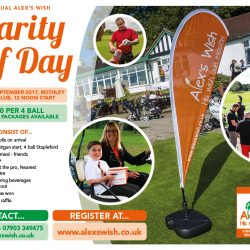 Charity Golf Day & Dinner 2017