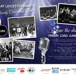 The Great Leicestershire Charity Celebration Ball