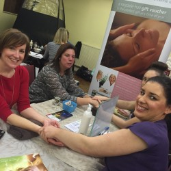 Ladies Pamper Evening raises £1,774.60