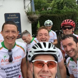 Trio of cycling events raises £50,769.00