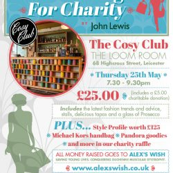 A Fashion Night for Charity