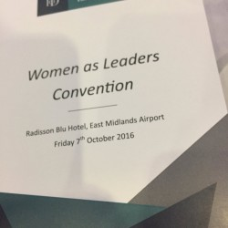 IoD Women as Leaders Convention
