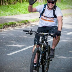 A record breaking year for Charnwood Forest Cycle Ride