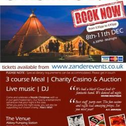 Zander Events Christmas Parties